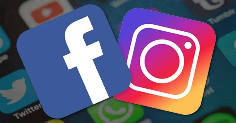 Instagram e Facebook ficaram fora do ar